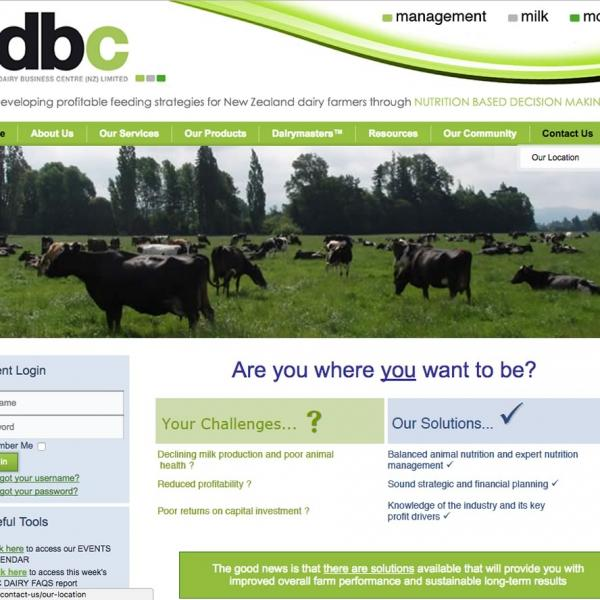 DBC - Dairy Business Centre