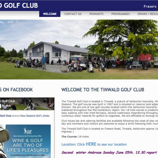 Tinwald Golf Club